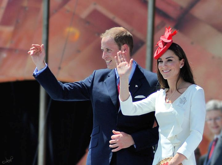 William and Kate (flickr)