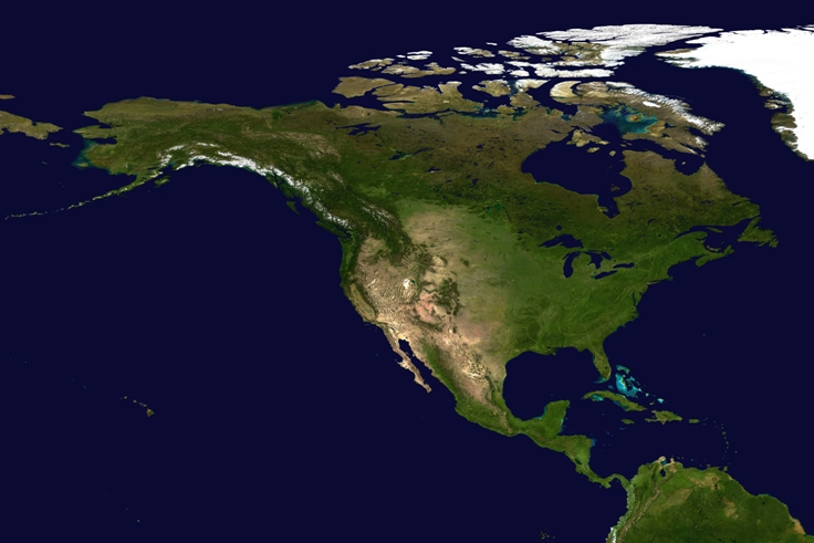 Facts about north america factualfacts for Interesting facts north america