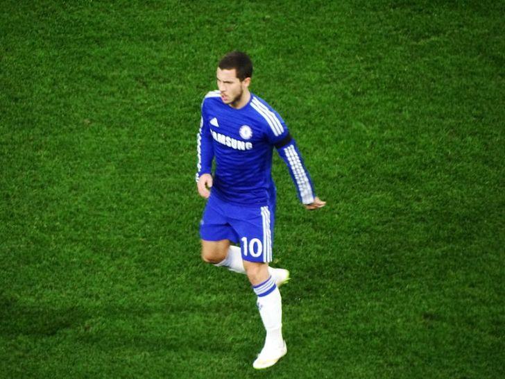 Eden Hazard (image source: Ben Sutherland)