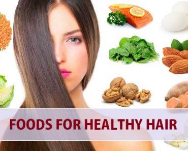 healthy-hair-foods