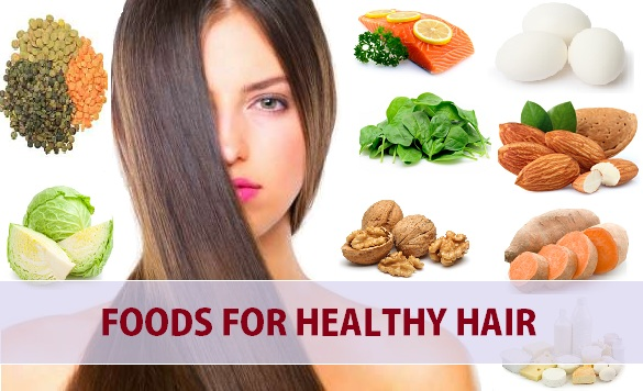 Foods That Can Prevent Hair Loss