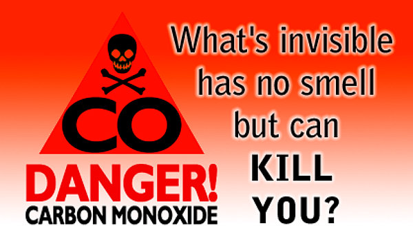 dangers of carbon monoxide More than two dozen people have died from carbon monoxide poisoning after accidentally leaving their cars running in the garage, according to the new york times dozens more suffered debilitating.